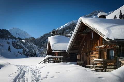 location saisonnière hiver